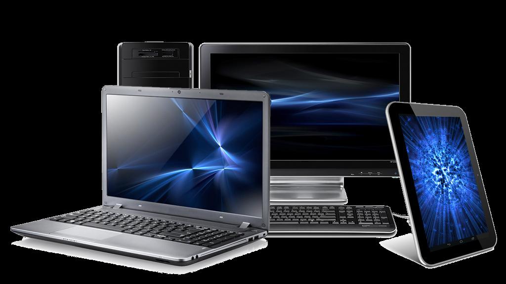 Ремонтируем компьютеры и ноутбуки